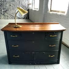 dressers distressed black wood dresser distressed black dresser