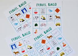 free printable halloween bingo game cards free printable travel bingo game make life lovely