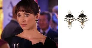pretty liars earrings pretty liars season 6 fashion