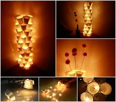 Diy Paper Christmas Decorations Diy Paper Lanterns For Outdoor Christmas Decoration