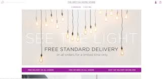 bhs returns as online store with new name design week