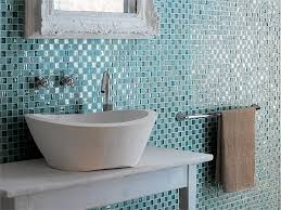 glass bathroom tiles at home interior designing