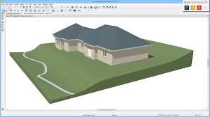 Home Designer Architect by Terrain Elevation Data