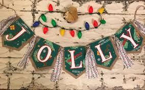 Jolly Banner National Lampoon U0027s Christmas Vacation