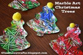 christmas tree art projects christmas lights decoration