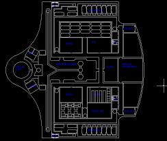 Uss Enterprise Floor Plan by Oberth Deck Plans The Trek Bbs