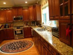 Santa Cecilia Backsplash Ideas by Furniture Cool Santa Cecilia Granite For Kitchen Countertop Ideas