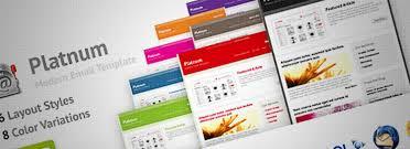 10 best email newsletter templates for branding recorder