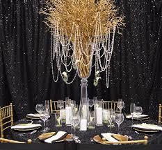 Black Gold Wedding Decorations 187 Best Wedding Centerpiece Ideas Images On Pinterest