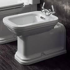 Back To Wall Bidet Bauhaus Toilets U0026 Bidets Victorian Bathrooms 4 U