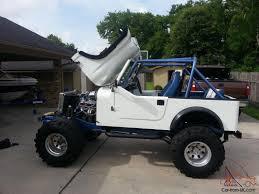 jeep body kits pearl 1982 cj 7 fiberglass body jeep