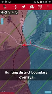 Montana Hunting Maps by Montana Aerial View Oruxmaps Package