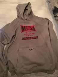nike mesa fresh sweatshirt lacrosse apparel sidelineswap