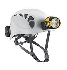 caving helmet with light amazon com petzl trios caving helmet with ultra vario headl