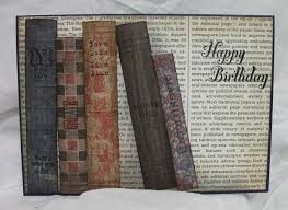 Book Birthday Card 888 Best Card Making By Rox Images On Pinterest