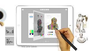 morpholio develops a sketchbook app for creatives to organize