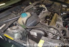 volvo v70 timing belt and water pump replacement 1998 2007