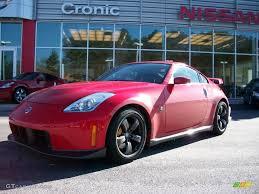 Nissan 350z Nismo Specs - 2008 nogaro red nissan 350z nismo coupe 25146145 gtcarlot com
