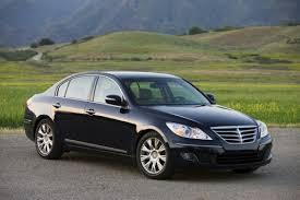 2010 hyundai genesis 4 door the best sedans of 2010