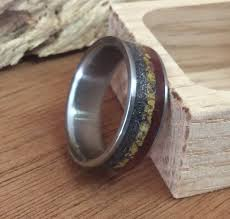 can titanium rings be engraved wedding band for men meteorite ring mens titanium ring mens