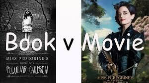 book v movie top 10 changes miss peregrine u0027s home for peculiar