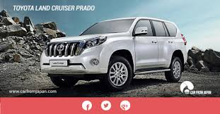 the toyota land cruiser prado popular suv of toyota