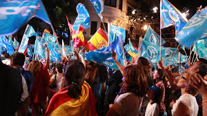 after election results pro independence parties see spain as