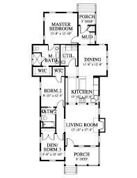 What Is Wic In A Floor Plan King Street Cottage House Plan C0348 Design From Allison Ramsey