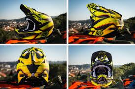 troy lee designs motocross helmets first look 2016 troy lee designs d3 a1 and d2 helmets