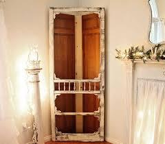 screen door corner cabinet hometalk