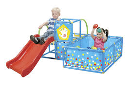 amazon com active play 3 in 1 jungle gym playset u2013 includes slide