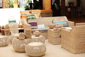 Sustainable Home Design Products by Sustainable Rattan Industry Sees Much Potential For Growth With