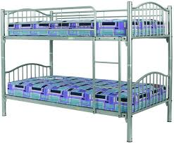 Sweet Dreams Beds Agate Twin Metal Bunk Bed By Sweet Dreams - Dreams bunk beds
