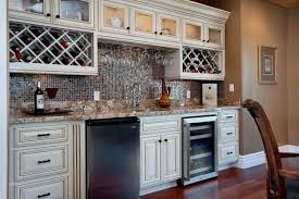 Kitchen Cabinet Wine Rack Ideas Glittering Bar Cabinet With Wine Rack Also Hanging Wine Glass Rack