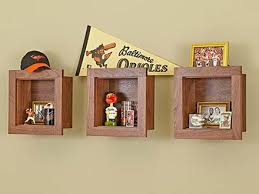 shadow boxes woodworking plan from wood magazine