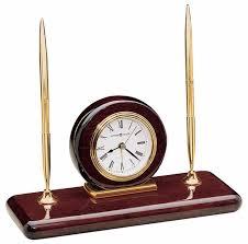 howard miller rosewood desk set 613 588
