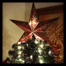 diy christmas star tree topper all you need to create this