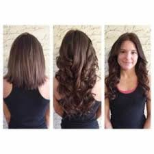 donna hair apply hair extensions pictures service salon services hair