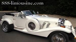 location limousine mariage location de voiture excalibur pour un mariage
