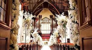 wedding flowers church church wedding floral decoration