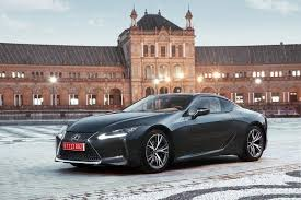 lexus dark blue lexus lc500 2017 first drive with video cars co za