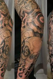 forearm tattoos sleeve ideas cool tattoos designs forearm half