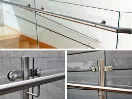 Glass Banisters Frameless Glass Balustrades U0026 Stainless Steel Handrails In Gloucester