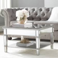 Mirror Living Room Tables Search Offer Fab Glass And Mirror Coffee Table Review Here