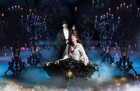 Phantom Of The Opera Chandelier Falling The Phantom Of The Opera Tickets London 627 Reviews Seatplan