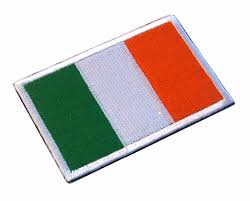 online shop embroidered ireland flag patches tactical patch