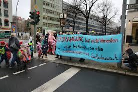 gloreiche on offener brief mieterinnen repression und einschüchterungen gegen protestierende bei