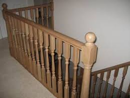 Oak Stair Banister Stair Banisters Simple U2014 Railing Stairs And Kitchen Design