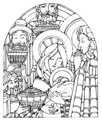 Coloring Pages I Love The Coloring Pages Here The Nativity The Coloring Pages