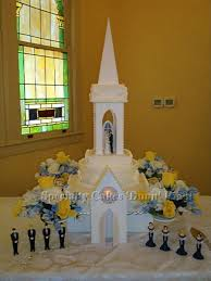 wedding cake kit cathedral wedding cake view 1 cakecentral